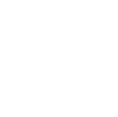 Demo Unlimited logo in white with a transparent background